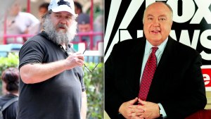 russell crowe weight roger ailes fox news show