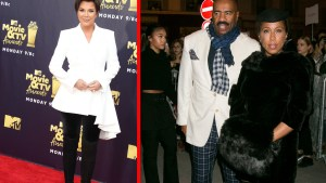 steve harvey divorce kris jenner scandal