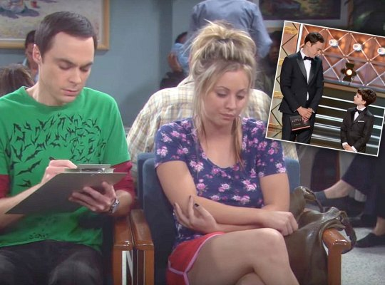 Big bang theory cast feuds canceled 1