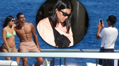 kourtney kardashian breakup younes kuwtk