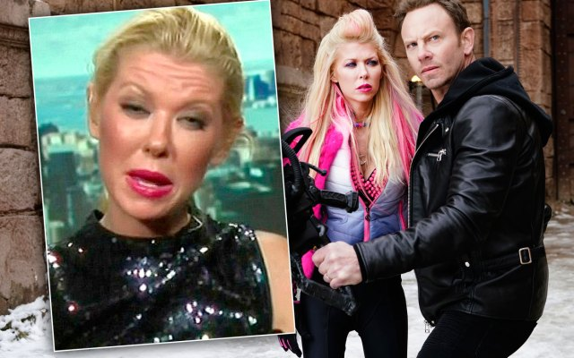 tara reid sharknado interview video scandals