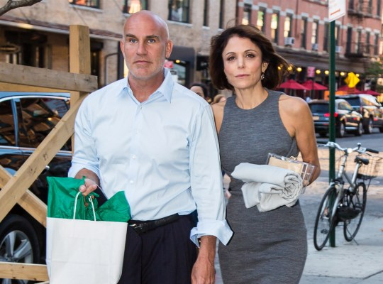 bethenny frankel real housewives quit
