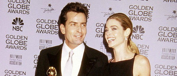 charlie sheen denise richards divorce scandals