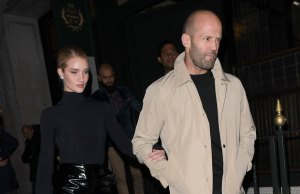 Jason statham rosie huntington whiteley london