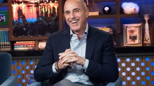 matt lauer fired scandal comeback-