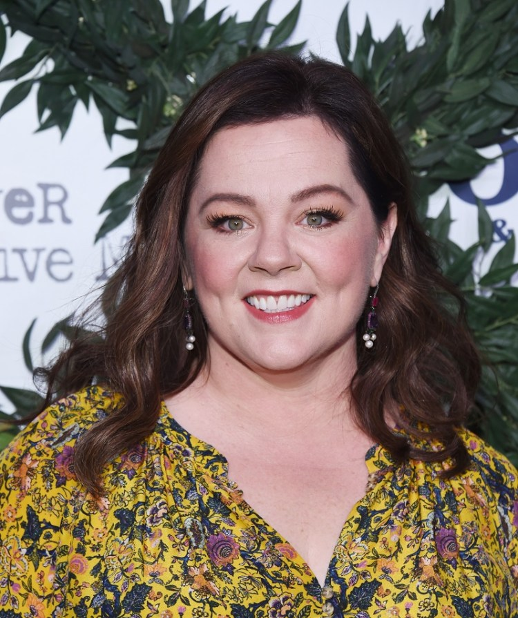 Melissa McCarthy: Star Drops 75 Lbs  With Yo-Yo Death Diet