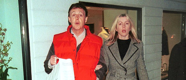 paul mccartney heather mills divorce scandals