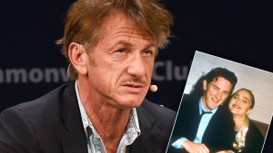 Sean Penn Hated Lack Privacy Marriage Madonna pp