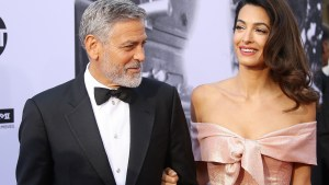 amal clooney george power jealous