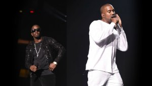 kanye west sean combs diddy feud