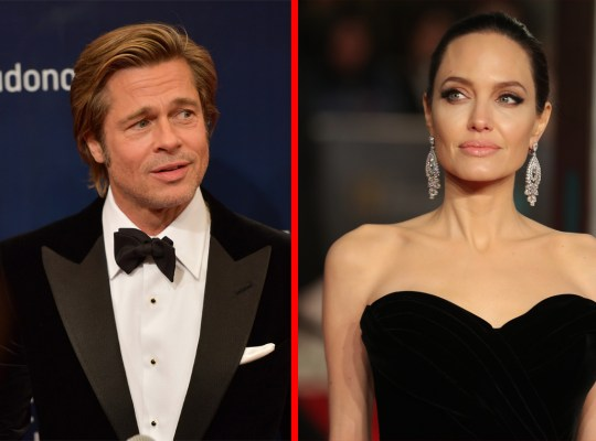 angelina jolie brad pitt divorce charity