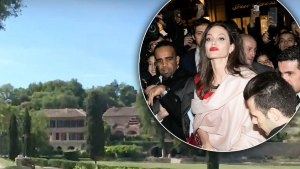 angelina jolie brad pitt divorce custody battle