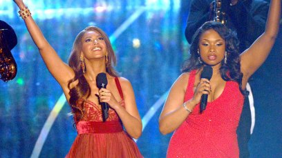 beyonce jennifer hudson dreamgirls feud