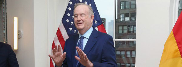 Bill oreilly net worth sex scandals