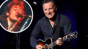 bruce springsteen mental illness secret