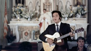elvis presely preacher evangelist faith