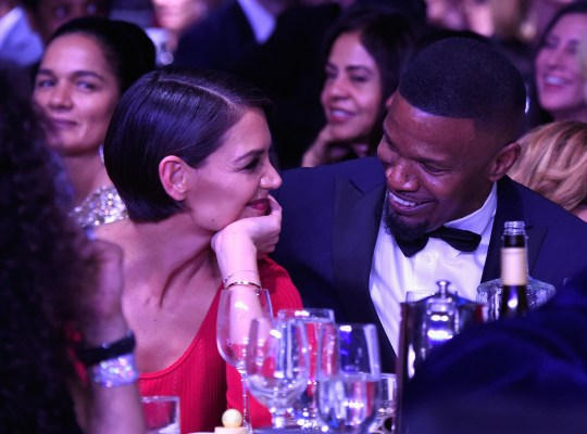 katie holmes jamie foxx marriage paris
