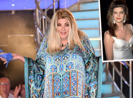 kirstie alley yo yo diet fat actress