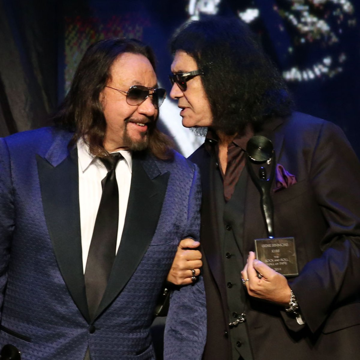 Ace Frehley Accuses Gene Simmons Of Groping His Wife