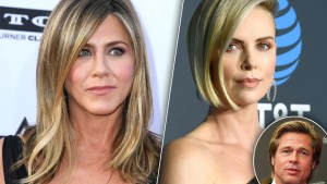Actresses Go To War Over Theron's Relationship With Brad Pitt
