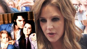Lisa Marie Presley's Friends Fear She Will Die Like Elvis