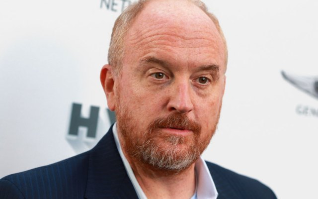Louis CK May Have Given A Woman An STD ne pp