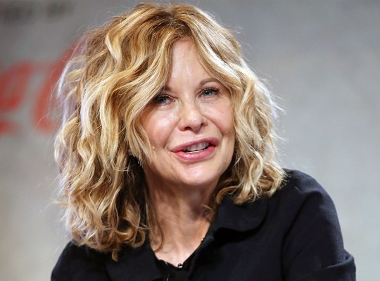 Meg Ryan Ditches Plastic Surgery Ahead Of Wedding