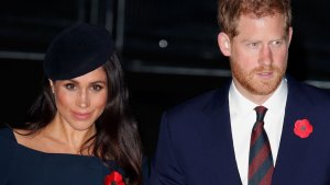 Meghan/Harry Spending Valentine's Day Apart