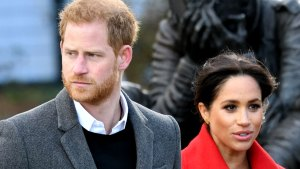 Stalkers and Swingers Scare Off Meghan and Harry PP
