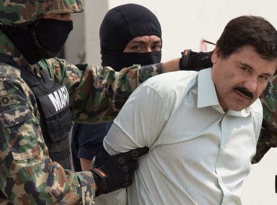 El chapo drug cartel kingpin murder room f