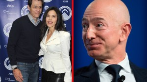 jeff bezos lauren sanchez cheating divorce scandal