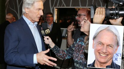 Mark Harmon Doesn't Get Excited When People Blow Smoke Up His A-s-s