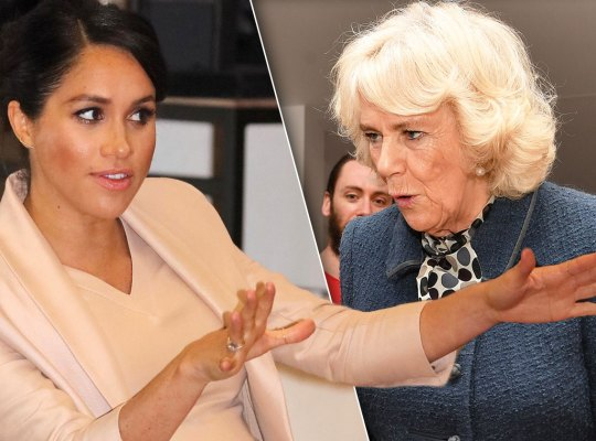 Camilla Parker Bowles and Meghan Markle's Feud Revealed