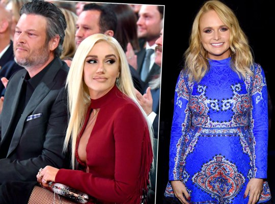 How Blake Shelton and Gwen Stefani Reacted To Miranda Lambert's Wedding