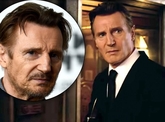 Liam Neeson Could Be Cut From 'Men In Black' For Racist Comments