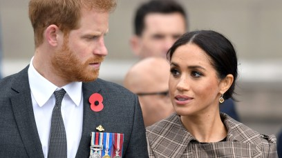 Meghan and Harry's Secret Panic Room To Cost Taxpayers Up To $50K