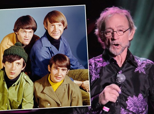The Monkees Singer And Bassist Peter Tork Dead At 77