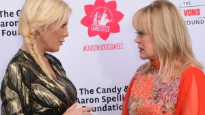 Tori Spelling Cut Off By Mega Rich Mother Candy!