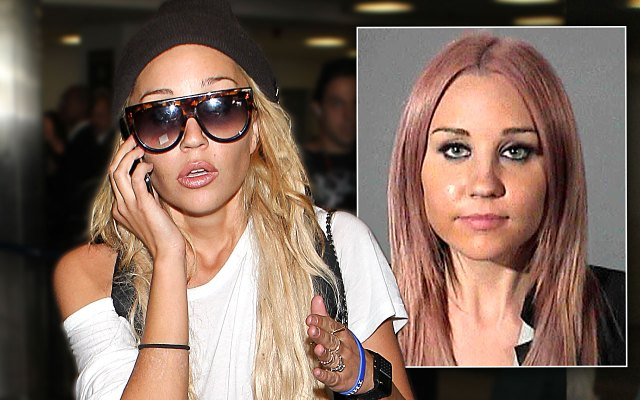 Amanda Bynes To Die In Rehab