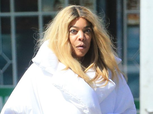 Wendy Williams Rushed To The Hospital After Relapse