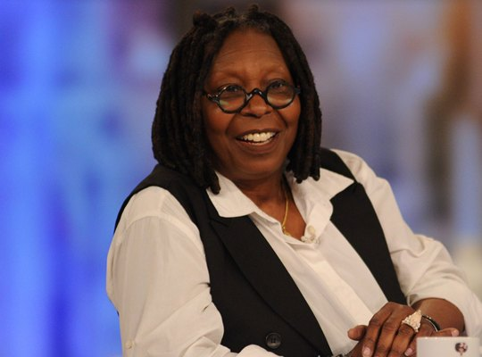 Whoopi Goldberg Not On The View In A Month