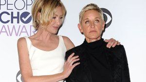Ellen DeGeneres in Crumbling Marriage to Portia de Rossi