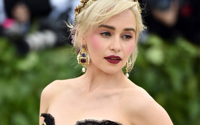 Emilia Clarke Admits To 2 Brain Aneurysms