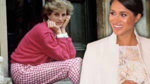'GRAY MEN' FEARED TO BE TARGETING MEGHAN NAMED IN SECRET DIANA DEATH FILES