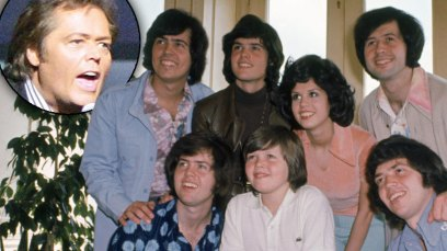 Jimmy Osmond Bans Brothers From Visiting Him After Stroke