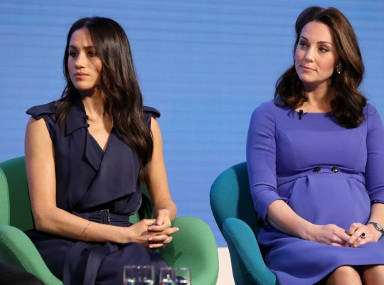 Kate Middleton Wants Baby No. 4 To Spite Meghan Markle