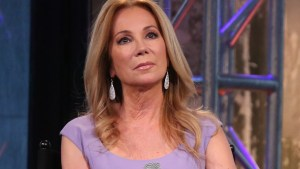 Kathie Lee Pleas 'Let Me Stay!'