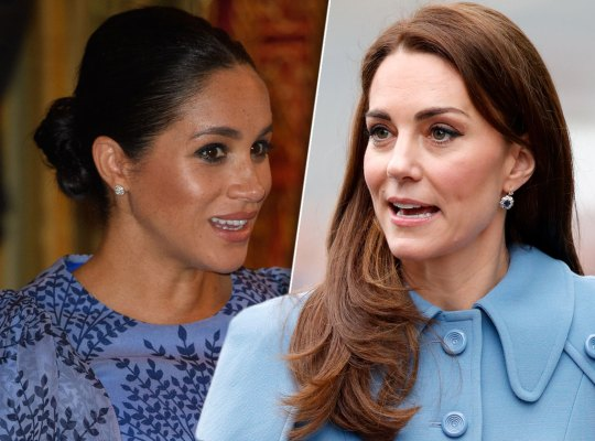 Meghan Markle and Kate Middleton Trolls To Be Reported To Police!
