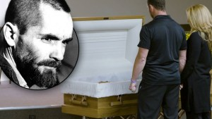 Charles Manson coffin grandson