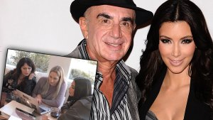 Robert Shapiro: I'll Hire Kim Kardashian After She Passes the Bar